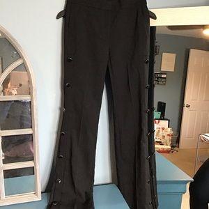LOFT side button Marisa trouser size 00